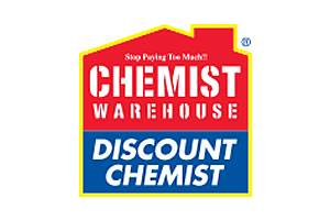 Chemist Warehouse logo
