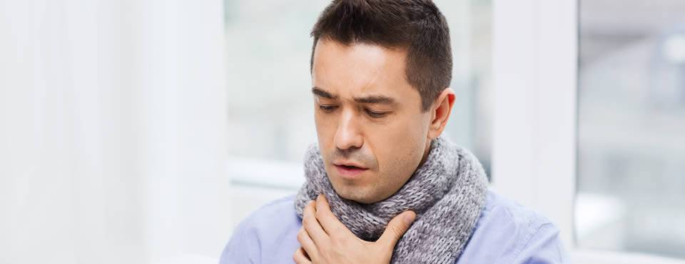 Sore Throat Causes: reasons why your throat might be sore