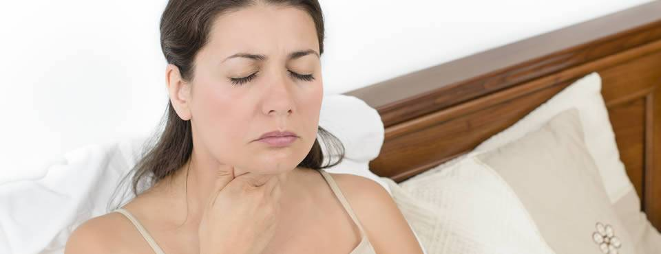 Five tips to ease a sore throat before it takes hold