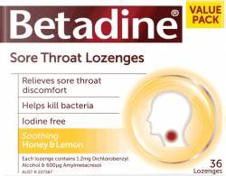 Sore Throat Lozenges