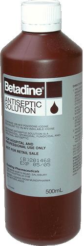 Antiseptic Liquid 500ml