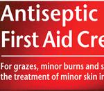 First Aid cream